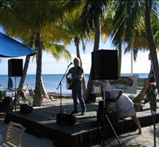 Joe Bennett at Casa Marina