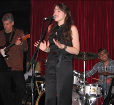 2004-03-11 Jennifer Nash @ Santa Monica's Havelles This was another interesting and entertaining Jennifer Nash show, with special guest guitarist Steve Bartek (of Oingo Boingo).  Combine that with regular bass player John Avila (also of Oingo Boingo) & a cool club on the West Side and you have all the maki