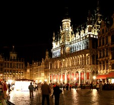 Breadhouse on the Grand Place, Brussels