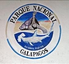 Galapagos November 2006 Parque Logo - Galapagos