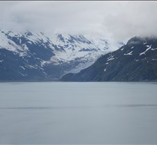 Alaskan Cruise IV 2010 After leaving Skagway, Alaska, our next stop was Glacier Bay on June 16. The Glaciers were an encredible site we cruised through narrow passage ways and got as close as possible to the Glaciers. On June 17 we pulled into beautiful Ketchikan the last stop o