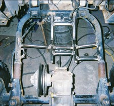 cart swingarm