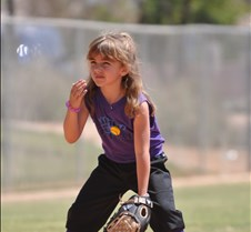 04-16-11 - Purple Dragons Softball