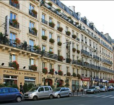 Minerve Hotel Paris France
