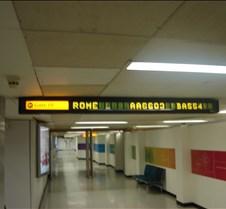 LHR - Gate Board