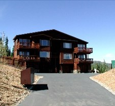 Tahoe Donner Luxury Condo