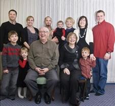 Maher Family Portraits. Dec. 09