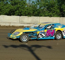 Humboldt Speedway Factory Stocks, Hobby stocks, B-Mods, and A-Mods