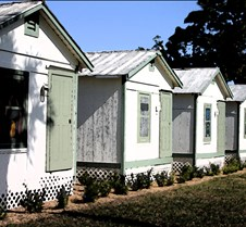 Tourist cabins, Bonita Springs, Florida