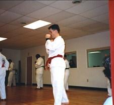Karate Promotion 8