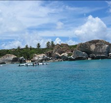 The Baths at Virgin Gorda, BVI