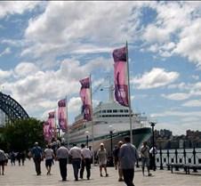 'Circular Quay' Sydney, Australia