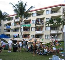 Balconies at the Casa