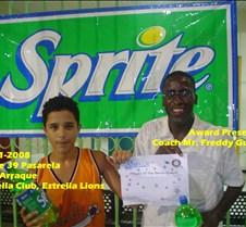39 10112008 Game 39 Pasarela Luis Arraqu