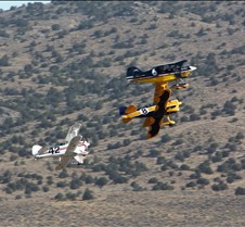 Biplane Class Racers