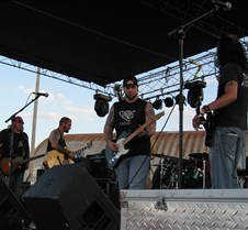 August 05, 2006 Texas Jack Band @ Okeene Music Fest.