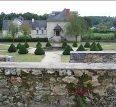 Abbaye le Fontevraud - Abbesses Garden