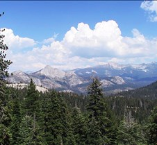 Yosemite, View from Glacier Point