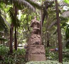 Parque Trianon - Statue