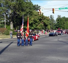 Muncie South Side High School Homecoming Parade Muncie South Side High School Homecoming Parade, corner of Memorial Drive and Madison Avenue.