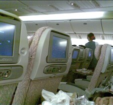 In Plane to LA