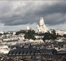 Sacré-Coeur Basilica in Montmartre Paris