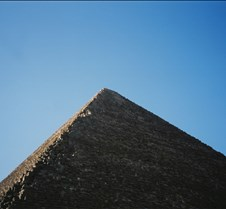 Tip of the Great Pyramid