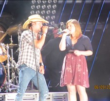 Jason Aldean with Kelly Clarkson