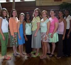 The WGE Females