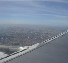 LAN 755 - São Paulo before Landing