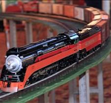Daylight Locomotive, Live Steam