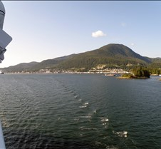 Farewell to Ketchikan