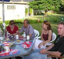 Stella, Sharon, Ron, Andrea, Aaron