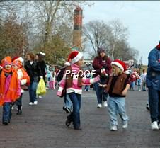 Brownies marching2