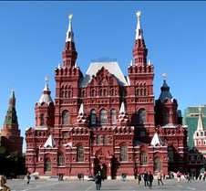 State Historical Museum, Red Square