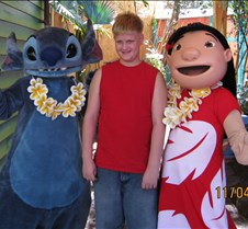 1Tyler with Lilo & Stitch