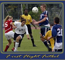 First Flight Futbol