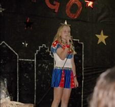 Talent singer