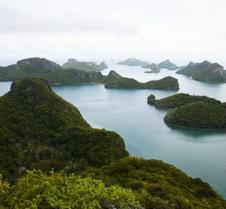 Mu Ko Ang Thong Marine National Park