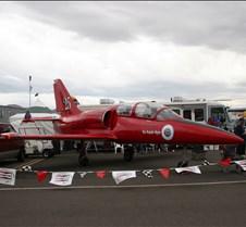 Reno Air Races 2006, Jet Class