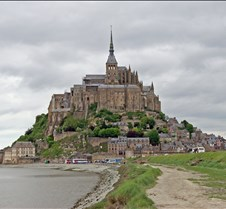 Mont St-Michel France