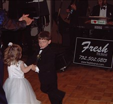 Caitlin and Connor Dancing