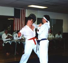 Karate Promotion 3