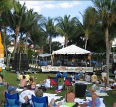 Casa Marina Beach Stage