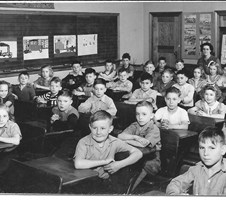 3rd Grade - Washington Elementary - 1947