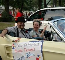 Marshals John and Nancy
