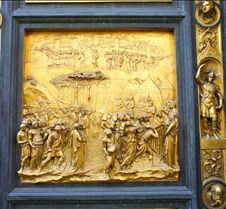 Panel on The Doors of Paradise