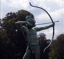 The Archer, Potsdam