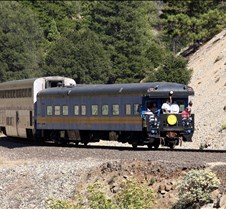 The Private Tioga Pass Car