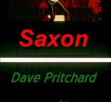 Saxon Saint MSG Slide